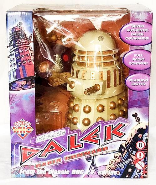 Doctor Who Classic White Dalek Radio Command 12''