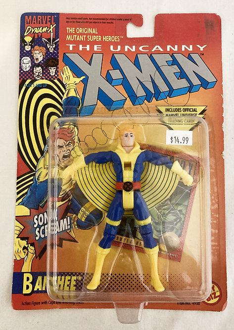 The Uncanny X-Men Banshee Toybiz 1993