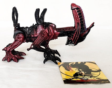 Aliens Bull Alien And Card Kenner 1992
