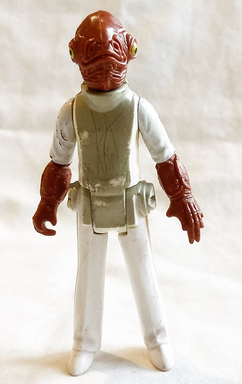 Star Wars Admiral Ackbar Kenner 1982