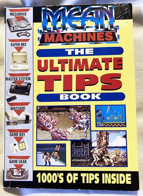 Sega Mean Machines The Ultimate Tips Book 1992
