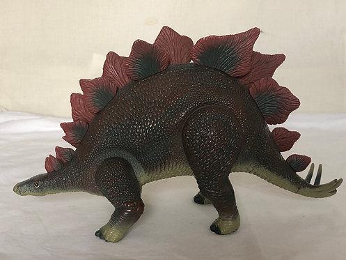 Dino Rider Riders Stegosaurus Tyco 1988