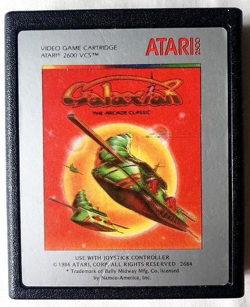 Galaxian Atari 2600 U.K. (PAL)