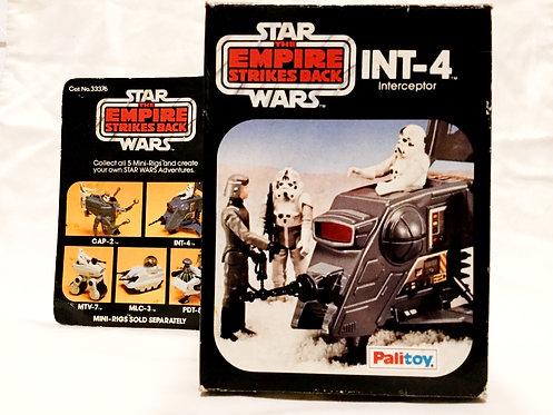 Star Wars INT-4 Empire Strikes Back