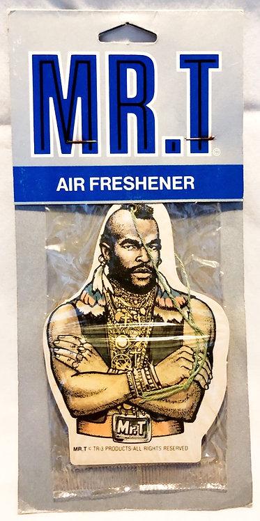 Mr T. Air Freshener TR3 U.S.A. 1983