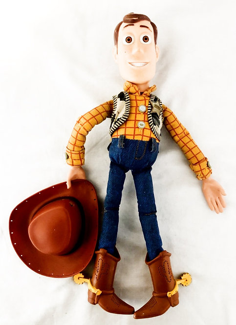 Toy Story Woody With Sound FX
