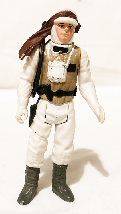 Vintage Star Wars Empire Strikes Back Luke Battle Gear Hoth Kenner 1980