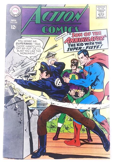 Action Comics #356 November 1967