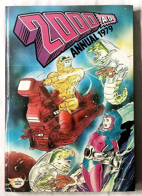 2000 A.D. Annual 1979