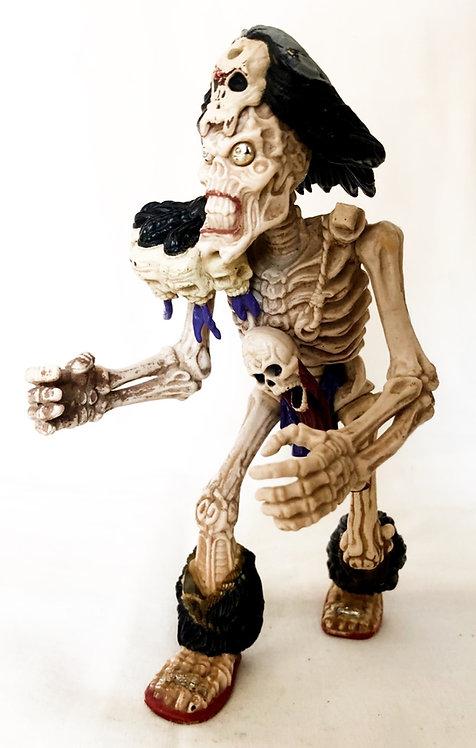 Skeleton Warrior Baron Dark Figure Playmates 1994
