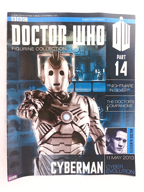 Doctor Who Figurine Collection 14 Cyberman