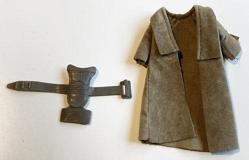 Star Wars Bib Fortuna Coat And Belt Kenner 1983