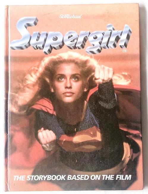 Supergirl Storybook 1984