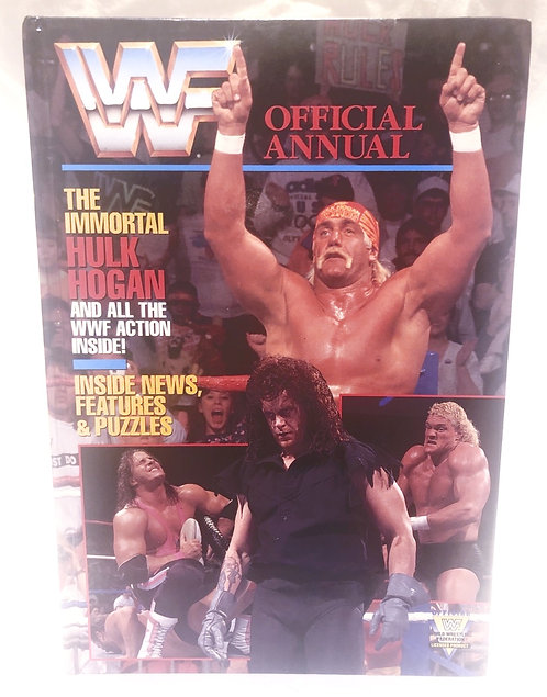 WWF Official Annual