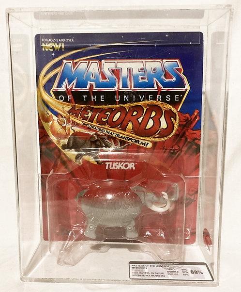 He-Man And The Masters Of The Universe Meteorbs Tuskor Mattel 1985