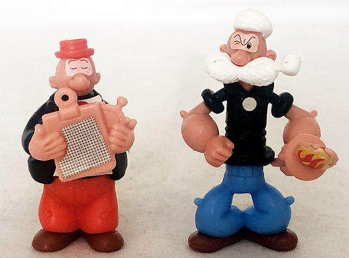 Kinder Surprise Popeye Set
