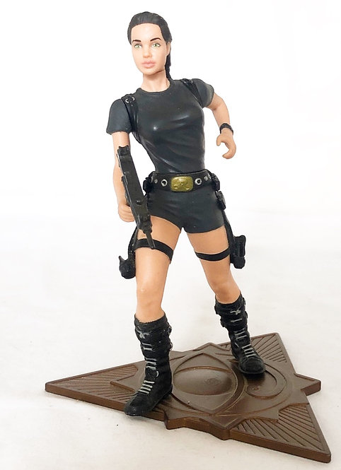 Tomb Raider Lara Croft 2001