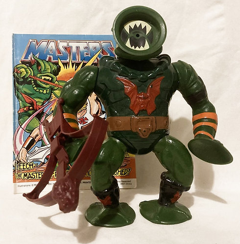 He-Man And The Masters Of The Universe Leech 1984