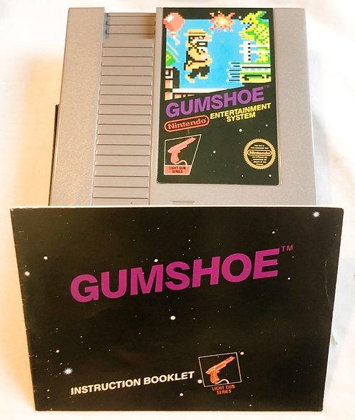 Gumshoe Nintendo NES U.S.A (NTSC) 1985