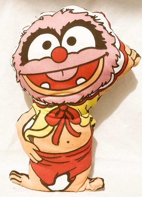 Muppet Babies Animal Plash 9'' 1986