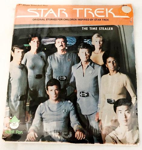 Star Trek The Time Stealer Story Vinyl 1979