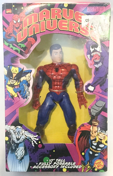 "Marvel Universe Spider-Man 10"" Poseable Figure"