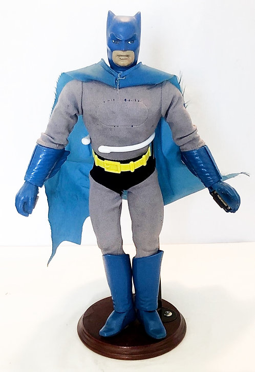 Batman Magnetic 12'' Figure Mego Hong Kong 1978 (stand not included)