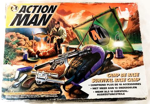 Action Man Survival Base Camp Hasbro 1994