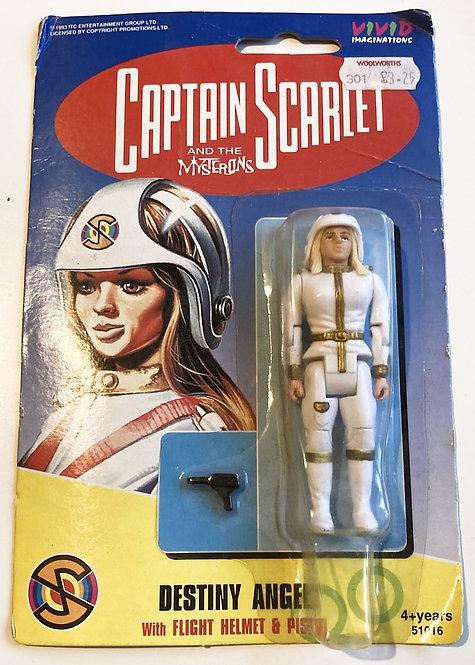 Captain Scarlett And The Mysterons Destiny AngelVivid