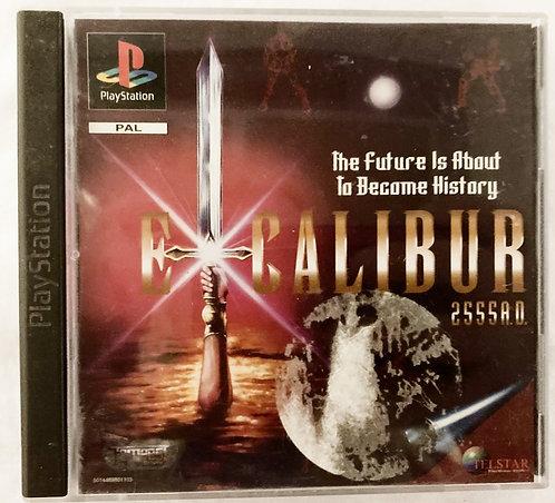 Excalibur PlayStation Game UK (PAL)