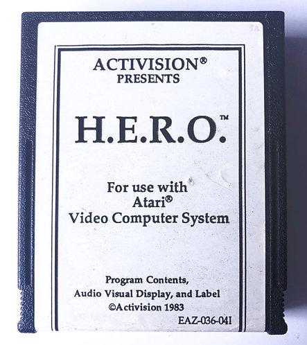 H.E.R.O. Activision Atari 2600