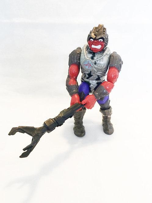 He-Man The New Adventures Earthquake (Quakke) Figure Mattel Series 2 1990