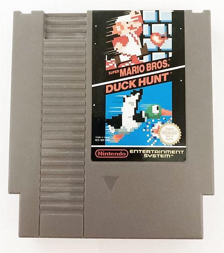 Nintendo NES Super Mario Bros / Duck Hunt