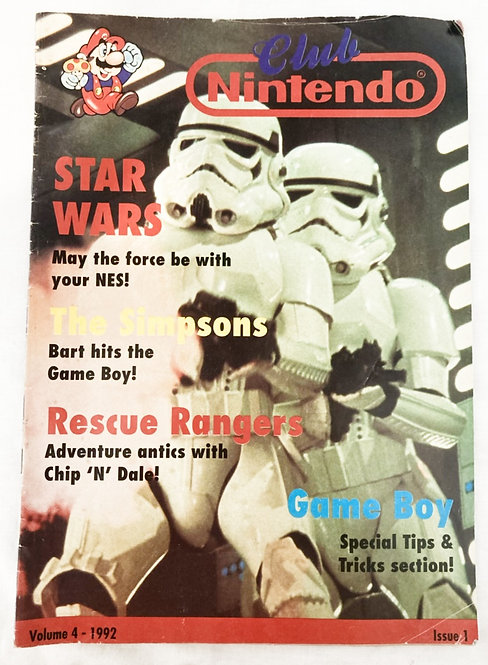 Club Nintendo Magazine Volume 3 (1991) Issue 5 (UK version)