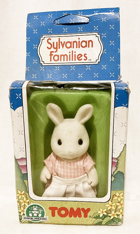 Original Sylvanian Families Mother Lettuce Snow-Warren Tomy