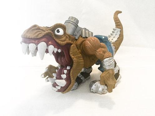 Street Sharks Dino Vision T-Bone Extreme Dinosaurs Figure Mattel
