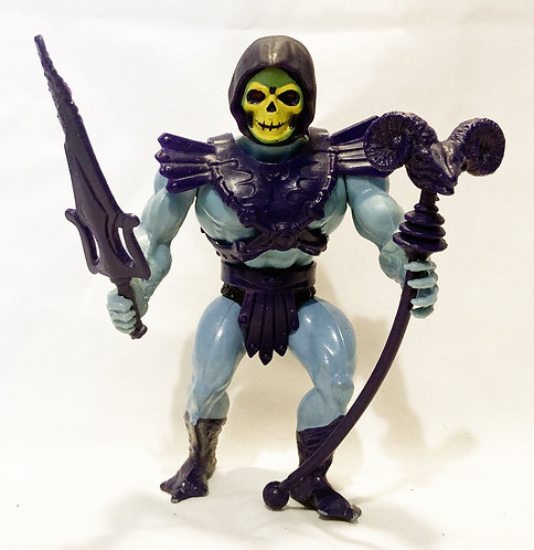 He-Man And The Masters Of The Universe Skeletor Taiwan 1981