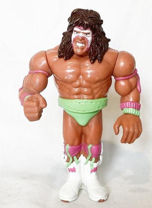 WWF Ultimate Warrior Hasbro 1990