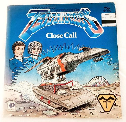 Terrahawks Close Call Book