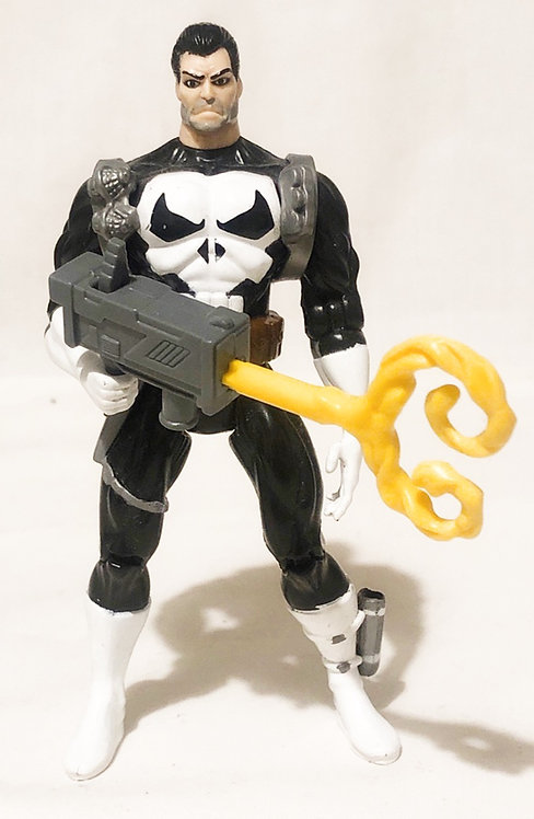 Spiderman Punisher Figure Toybiz 1991