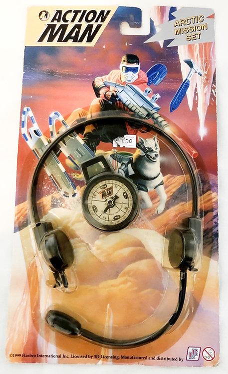 Action Man Arctic Mission Set Hasbro 1999