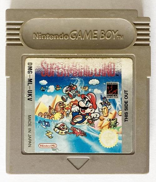 Nintendo Game Boy Super Mario Land (PAL)
