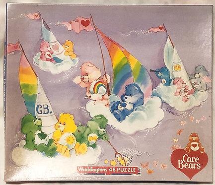 Care Bears Puzzle Waddingtons 1984