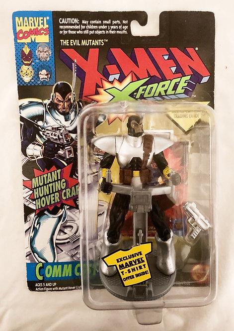 X-Men X-Force Comm Cast Toybiz 1994