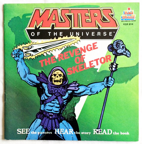 He-Man And The Masters Of The Universe The Revenge Of Skeletor Kid Stuff 1983