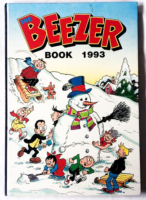 The Beezer Annual 1993