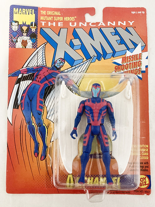 The Uncanny X-Men Archangel White Wings Toybiz 1994