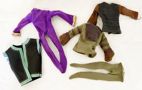 Vintage Mego Costume Set 1974
