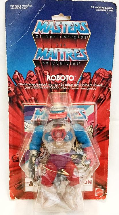 He-Man and The Masters Of The Universe Roboto Euro Card Hong Kong 1984