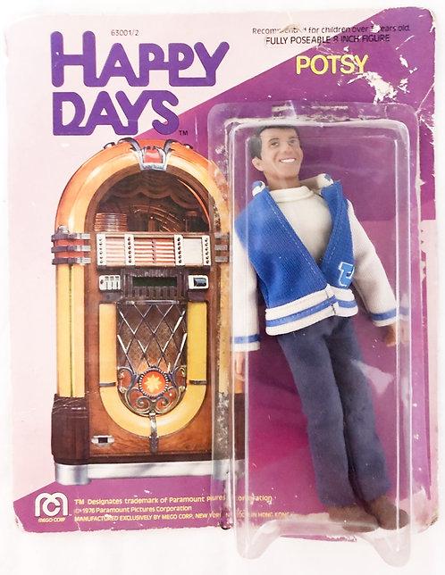 Happy Days Potsy Mego 1976